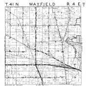 Mayfield Township, DeKalb County 1947